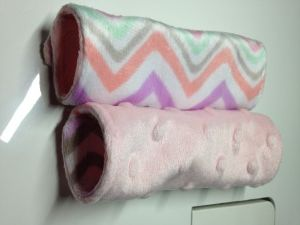 How to Make Car Seat Strap Covers