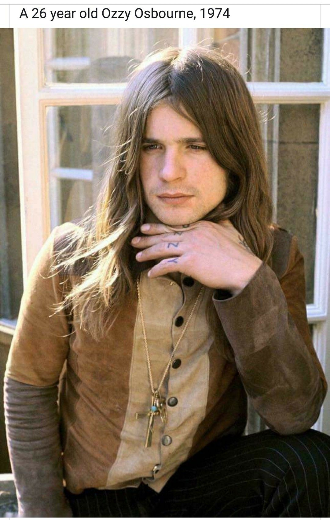 Pin by Anna Rodgers on dad birthday Ozzy osbourne, Black
