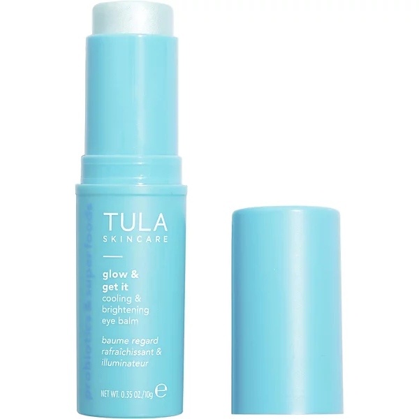 Tula Glow Get It Cooling Brightening Eye Balm Ulta Beauty