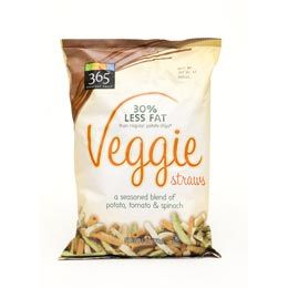 Love my Veggie Straws! They're not the healthiest, but a lot healthier than most snack foods!
