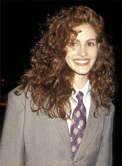 real hair of julia roberts beauty makeup skincare hairstyle