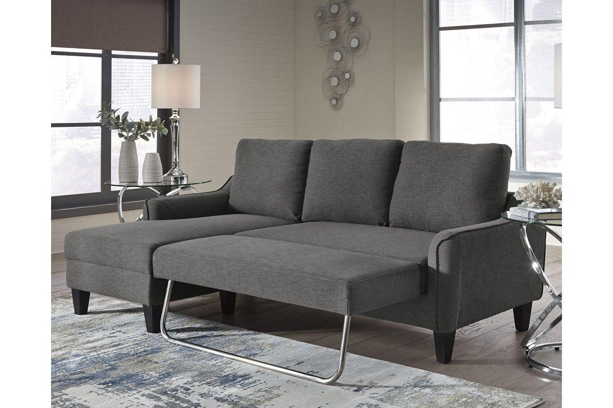 Jarreau Sofa Chaise Sleeper Ashley Furniture Home 500