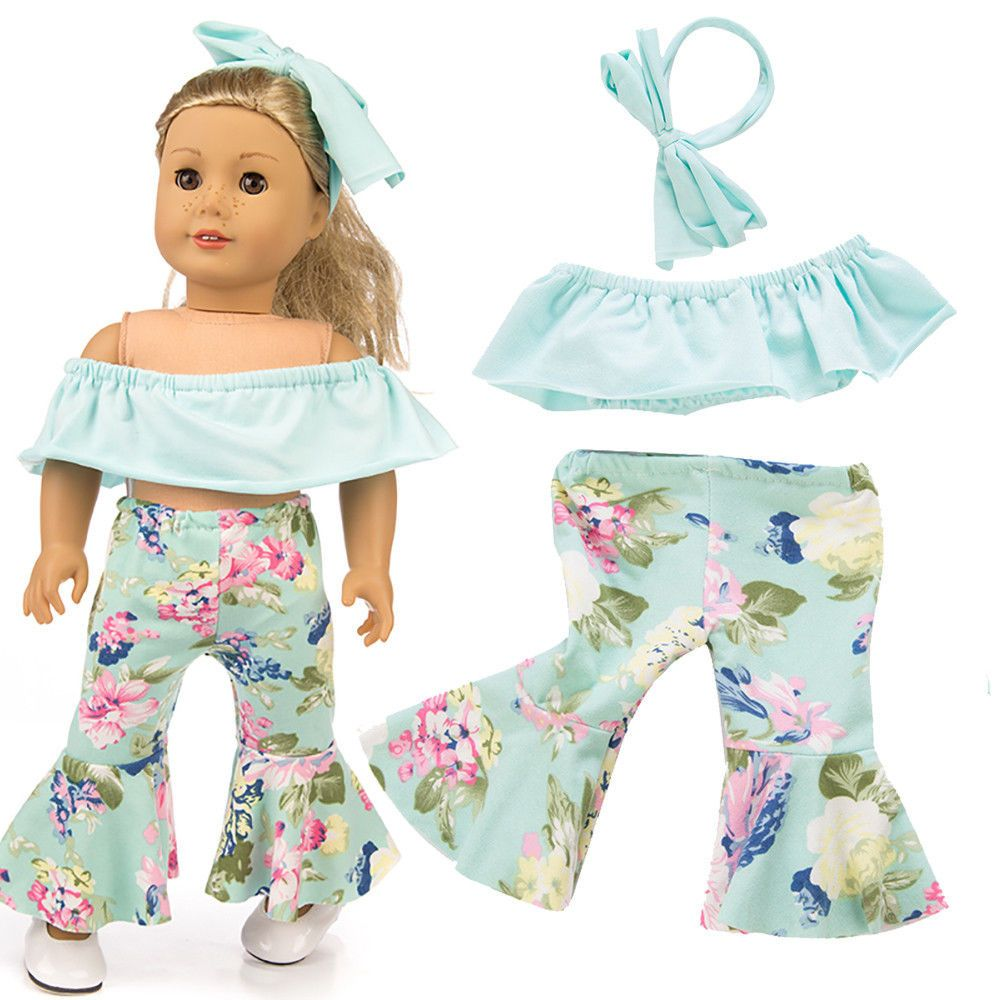 Handmade Retro Suit Clothes Dress Accessories For 18 Inch American Girl Doll Ebay Doll Clothes American Girl American Girl Doll Diy American Girl Doll Sets