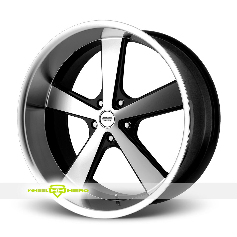 See Wheels On Your Car Before You Buy >> Pin By Wheelhero On American Racing Wheels American Racing