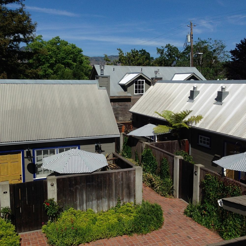 Maison Fleurie Napa Review Bed, breakfast, French