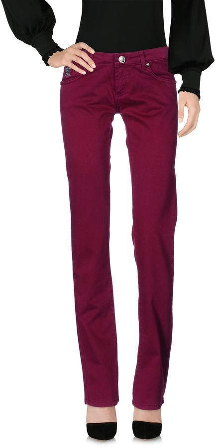 TROUSERS - Casual trousers Hollywood Milano 4kDHDT8j