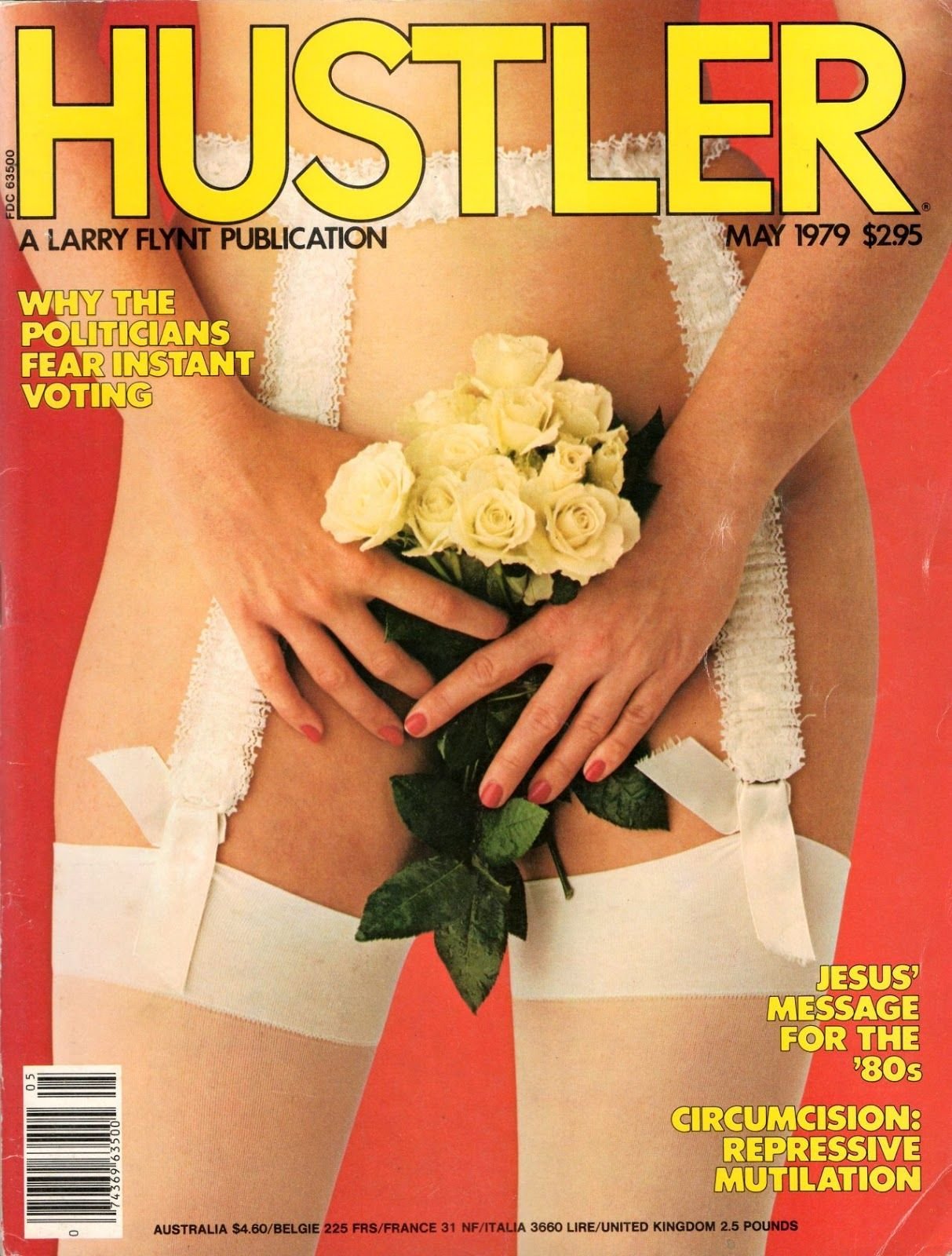 Hustler may 1979 photo spreads