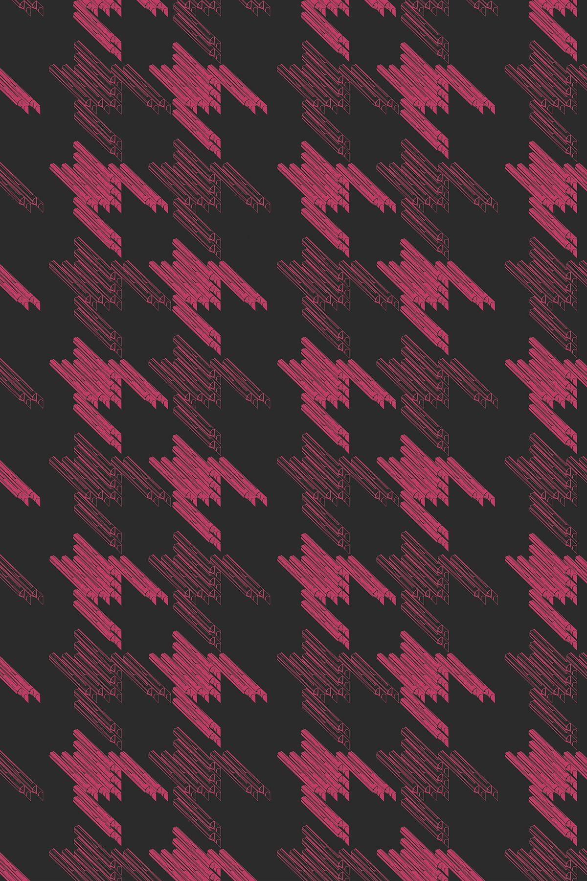 Moody Monday Black Keys Wallpaper Magenta On Black The