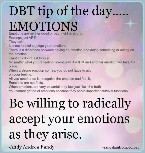 I Love This Model Dbt Tip On Emotional Regulation Repinned By