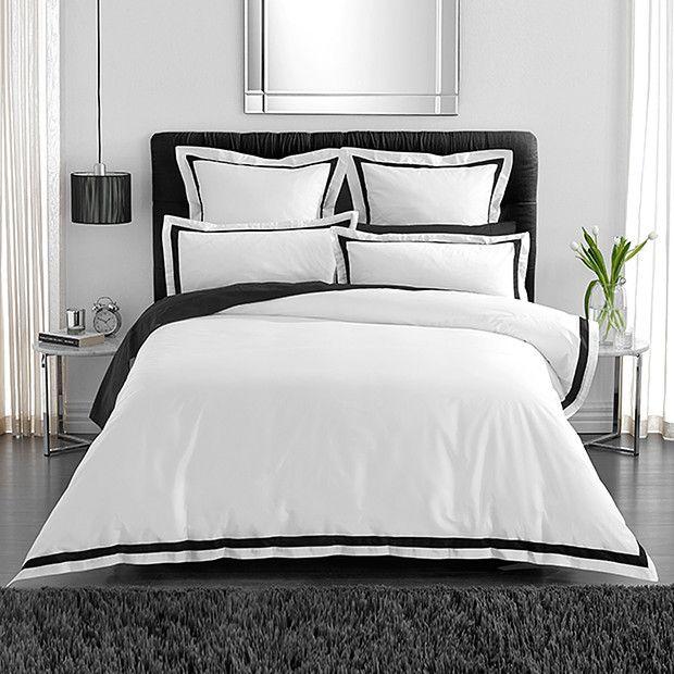Charlton Quilt Cover Set   Target Australia   Bedroom   Pinterest ... : white quilt cover set - Adamdwight.com