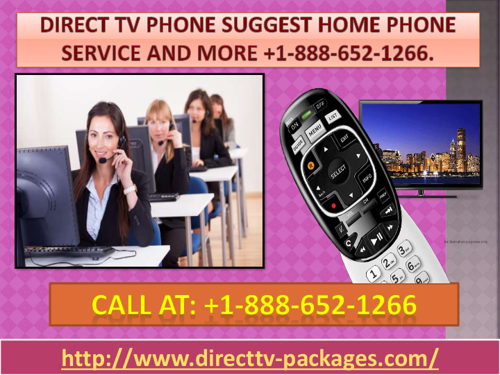 Direct Tv Phone suggest Home Phone Service and More 1888