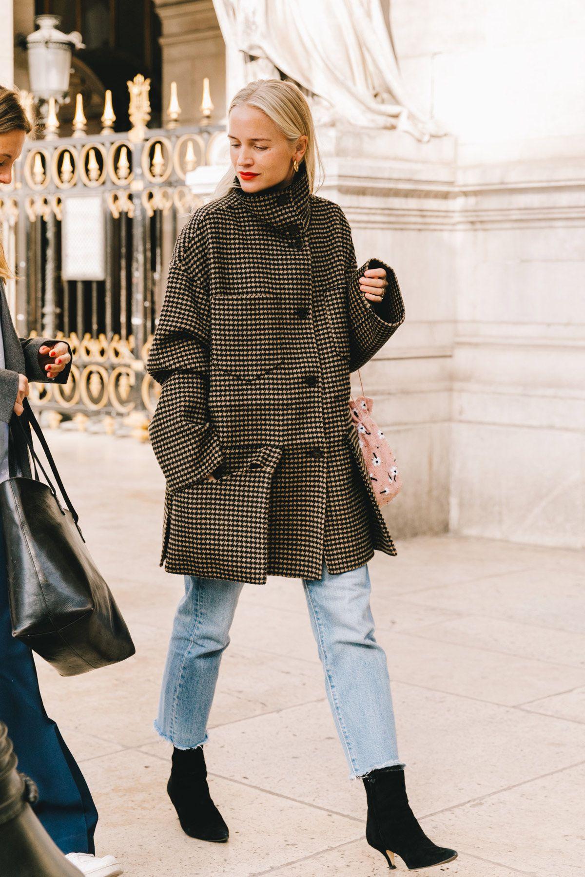 Pin Von Silvia Kaerle Auf Streetstyle In 2018 Pinterest Style Meitaviamp039s Kulot Denim Midi Culottes Fashion Und Street