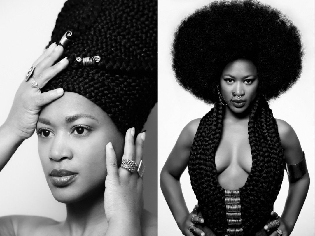 Murielle Kabile Hautes Coiffures Coiffure Couture