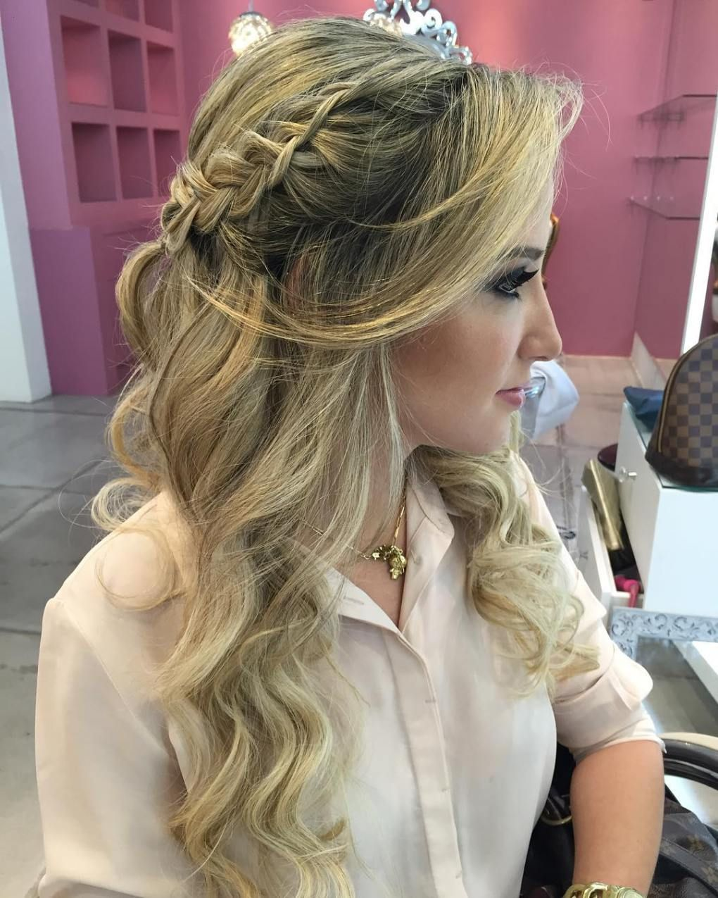special occasion hairstyles half updo updo and special