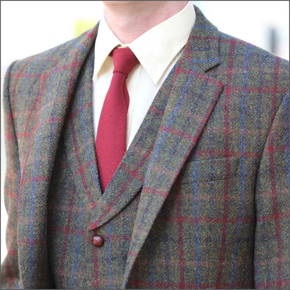 Harris Tweed Angus Jacket Harris tweed, Harris tweed