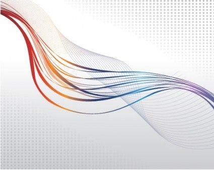 Graphic Wave Background | Projetos para experimentar | Pinterest ...