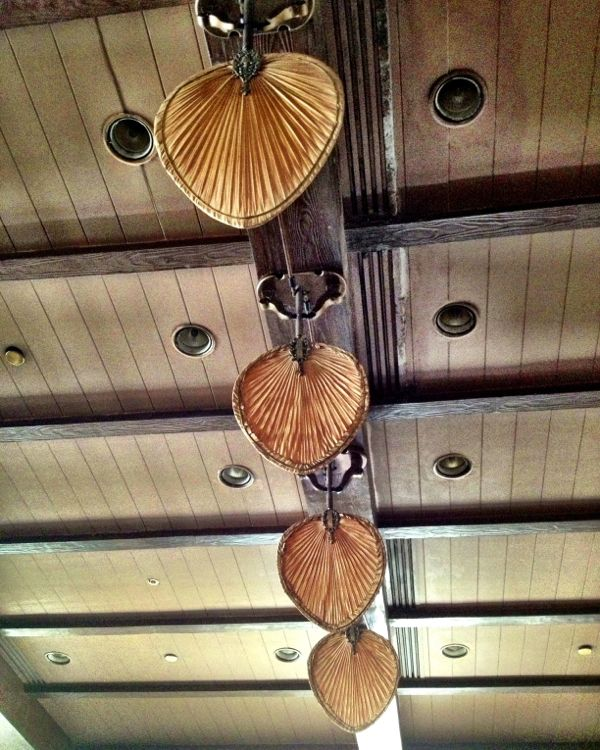 Ceiling Fan Inspiration Long Bar Raffles Hotel Singapore