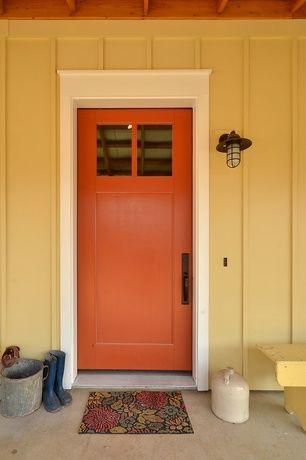 modern front door orange. Country Front Door Design Ideas \u0026 Pictures | Zillow Digs Modern Orange