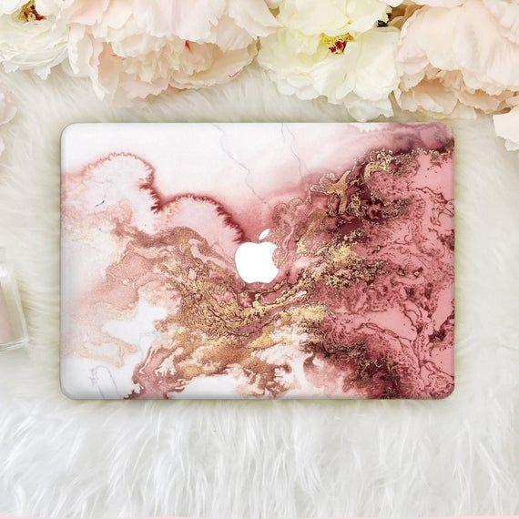 Red Gold Marble Macbook 13 Inch Case Around Keyboard Skin Etsy Macbook Air 13 Case Macbook 13 Inch Case Macbook 13 Inch