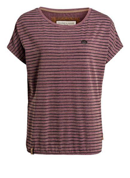 Naketano Damen Longsleeve Motzfotz T Shirt: