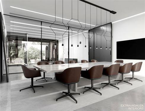 Glasiertes buro von extravagauza interiors also trends und tipps rh pinterest