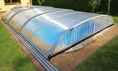 Swimming Pool Enclosure Manufacturer and Supplier With Low Cost ...