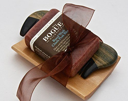 Bogue Milk Soapbeard Grooming Giftset Chiefs Peak Blend