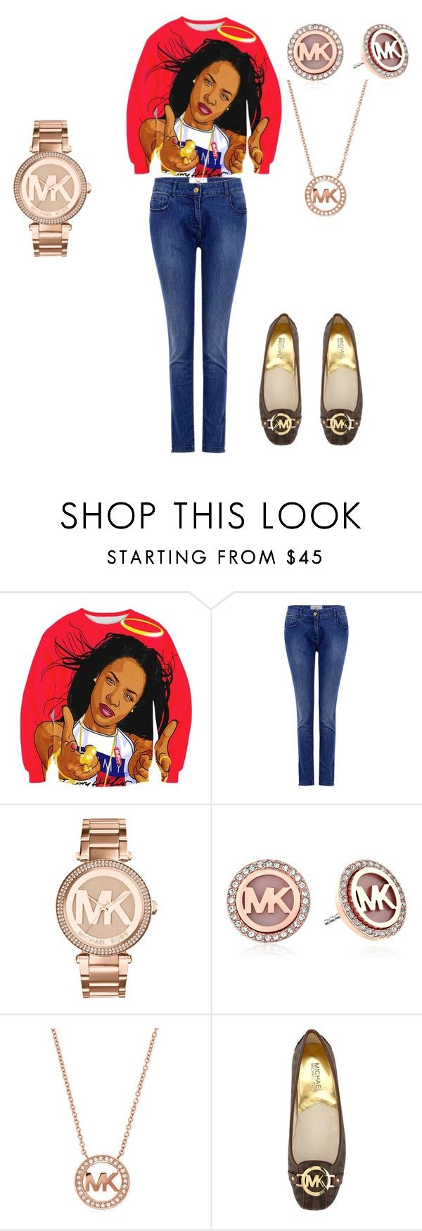 """""""Neisha"""" by ciaras62 on Polyvore featuring Essentiel, Michael Kors and MICHAEL Michael Kors"""