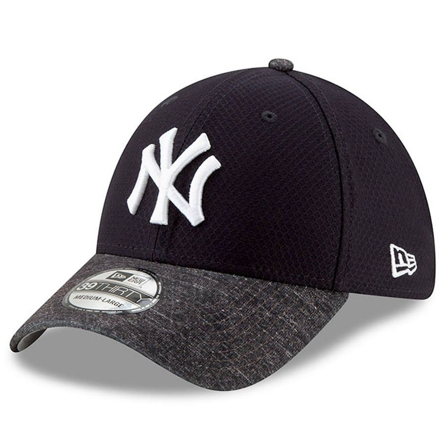 the latest 6183a 1a456 Youth New York Yankees New Era Navy Heather Gray 2019 Batting Practice  39THIRTY Flex Hat, Your Price   27.99