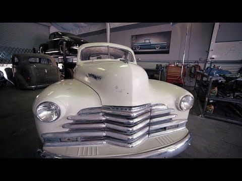 1948 Chevrolet Coupe by Aaron Valencia – LOWRIDER Roll Models Ep. 29