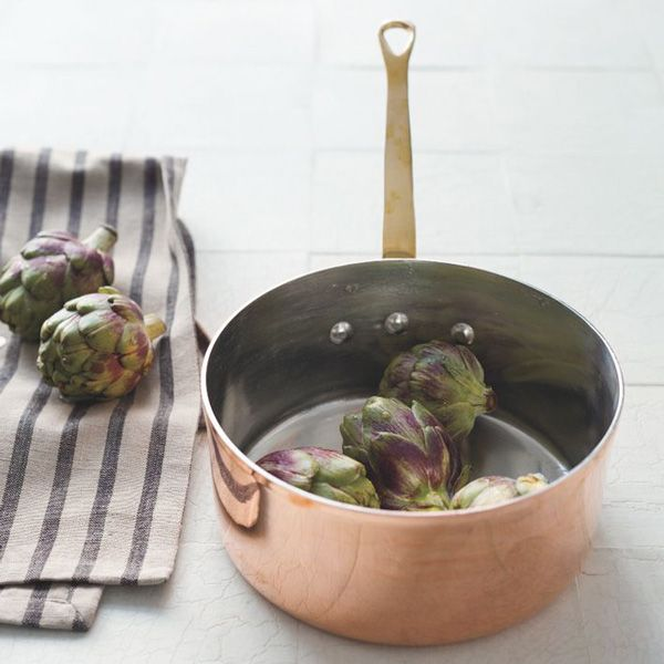 See How Brooklyn Copper Cookware Makes These Copper Saucepans For