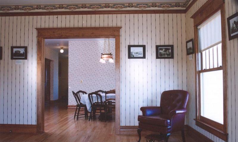 Historic Farmhouse Interior