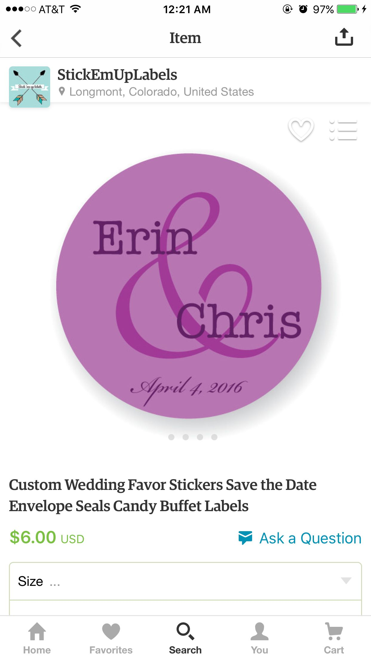 Flower seed sticker   Gray wedding ❤   Pinterest   Flower seeds ...