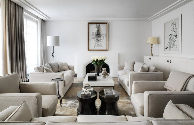 Top Designers That Lead You On A Never Ending Design Journey Neutral Living Room Living Room Decor Neutral Neutral Interior Design