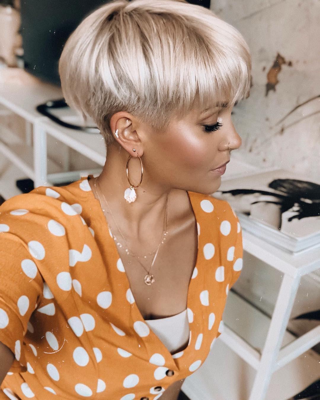 40++ Blonde kurzhaarfrisuren 2020 ideas