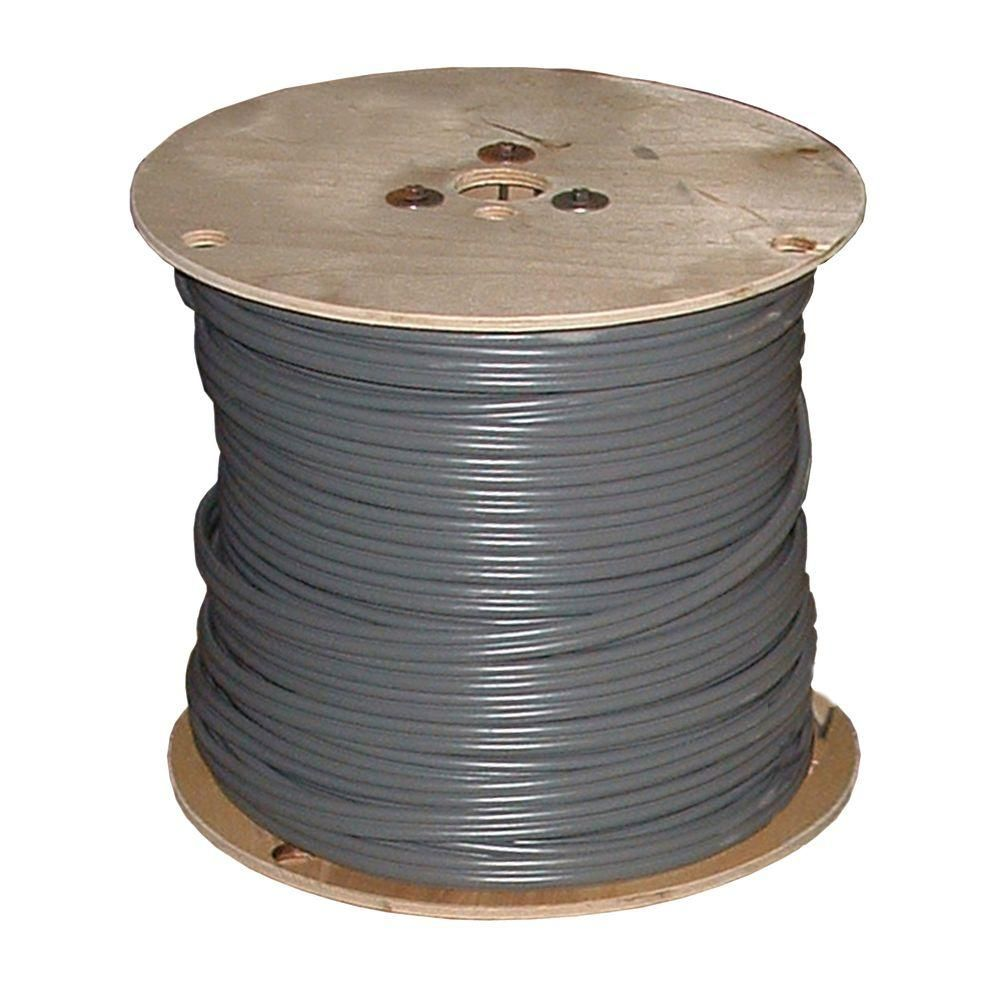 Southwire By The Foot 10 3 Gray Solid Cu Uf B W G Wire Submersible Well Pump Outdoor Electrical Wire Electricity