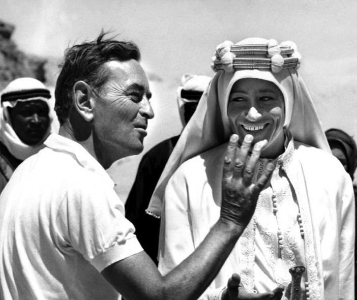 Lawrence Of Arabia David Lean: David Lean & Peter O'Toole