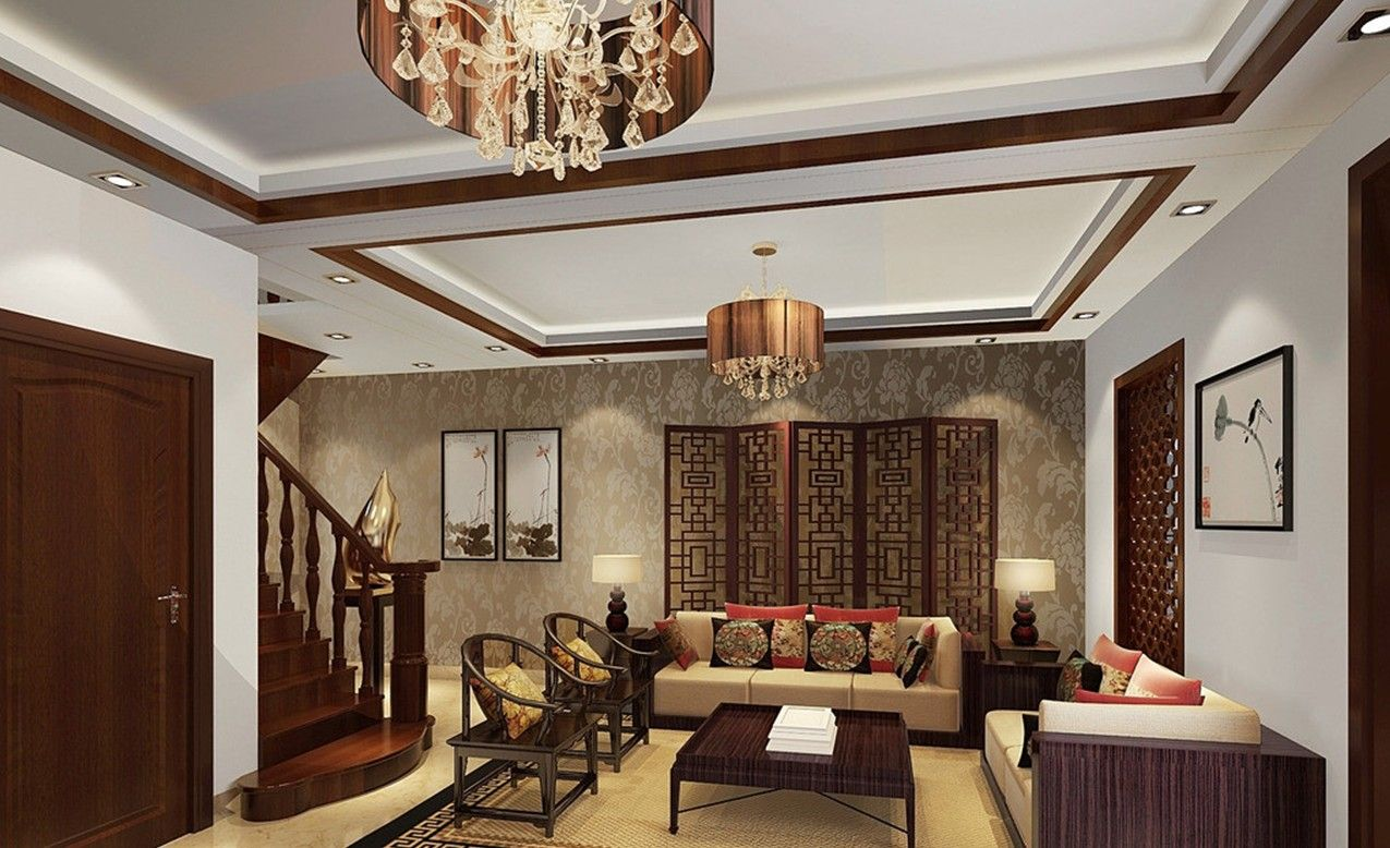 Modern Chinees Interieur : Interior appealing modern chinese style interior design ideas
