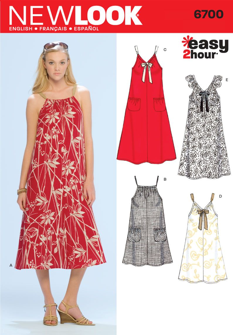 This Is Like A Pillow Case Dress For Women Cute Dress Sewing Patterns Sewing Dresses Dress Pattern [ 1142 x 795 Pixel ]