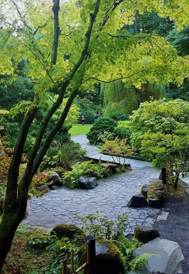 Help Make Your Garden Special Portland japanese garden