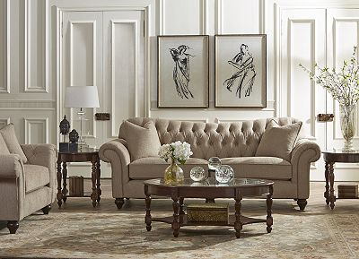 Classique | Formal Living Room | Havertys sofas, Furniture, Living ...