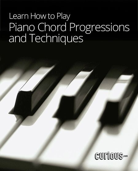 Piano Chord Progressions And Techniques Piano Chords Chart This