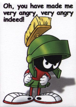 Marvin the Martian Photo: Marvin the Martian