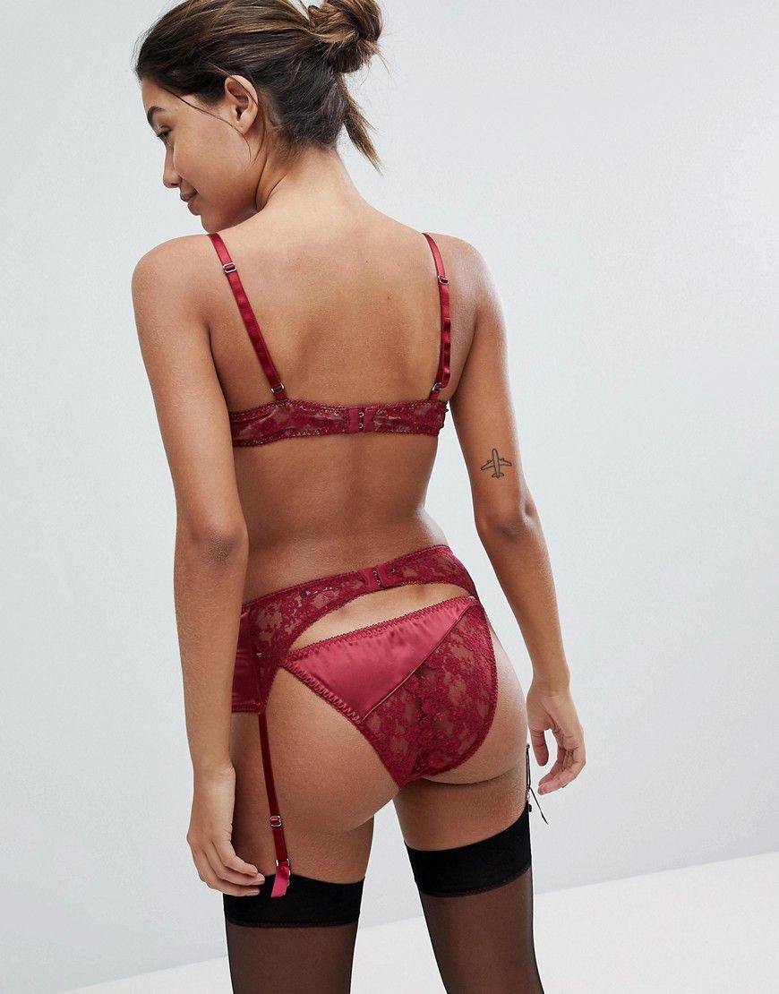 Buy Cheap Eastbay Pamela Loves Coco de Mer Lucky Suspender Belt - Red Coco de Mer Largest Supplier For Sale Hard Wearing Outlet Free Shipping sRYqvE7j