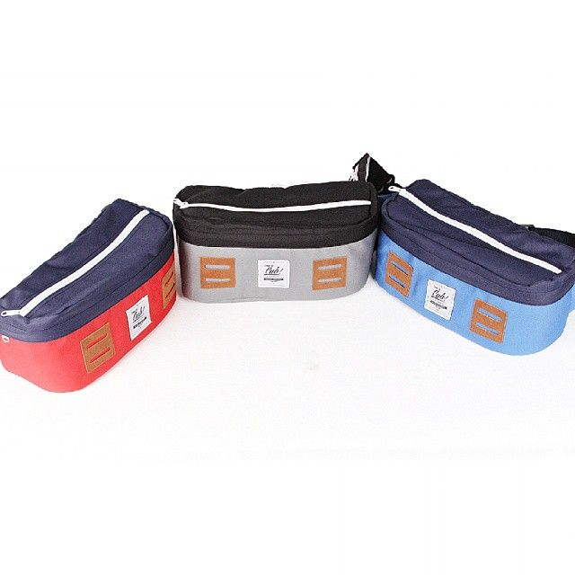 CUB TRAVELER HIP BAG (Red Navy, Grey Black, Blue Navy), With unique design, more big volume, key chain compartment, you can put your dslr camera here, IDR 200.000, More INFO & ORDER don't be shy to contact us on: Whats App/Phone Call: +6287722077877 Line : SFKGOODS BBM: 7da65779, #waistbag #hippack #hipbag #cub #cubtraveler #sling #bag #localbrand