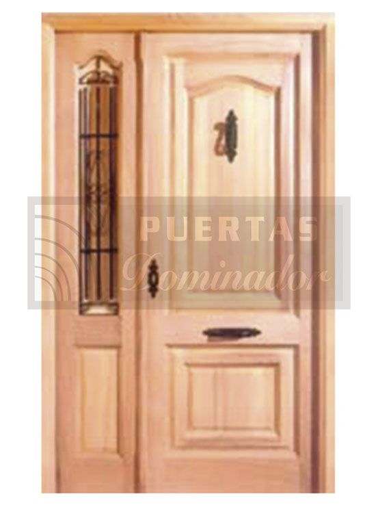 Puertas DOMINADOR, S.L. - Fábrica de Puertas y Ventanas de Madera ...