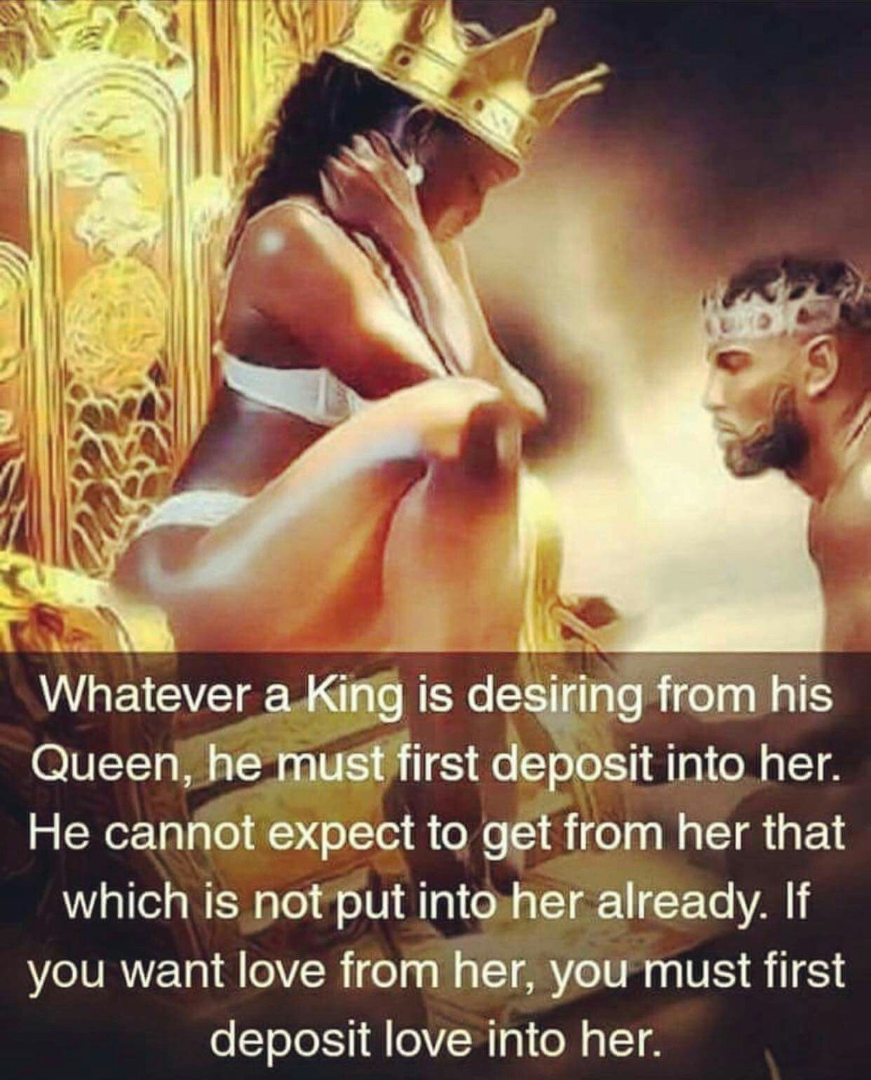 Black King And Queen Quotes : black, queen, quotes, Language, Ideas, Black, Love,, African, American