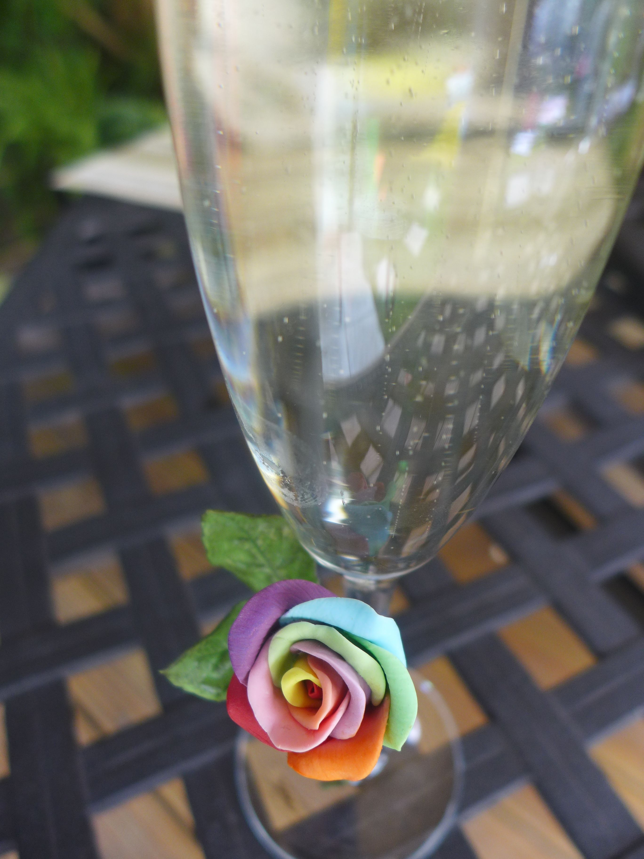 Rainbow Rose Celebrate In Style Sharmels Magni Fusions