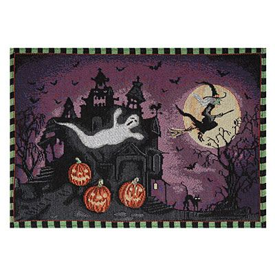 Halloween Tapestry Placemats at Big Lots.