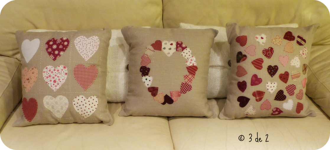 Cojines Con Aplicaciones.Cojines Con Aplicaciones Patchwork I L Ve Quilts And